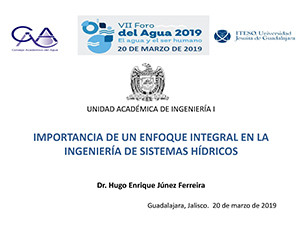 Groundwater functioning and monitoring networks in Zacatecas, M